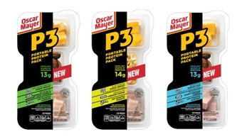 Oscar Meyer P3 Packs