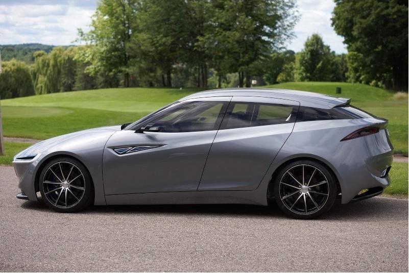 Deep Orange's Mazda Concept Car