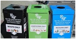 San Francisco's Three Bin Program