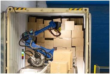 Wynright Robotic Truck Unloader (RTU)