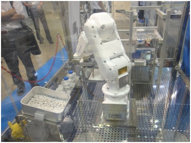 Yaskawa Lab             Animal Management Robot